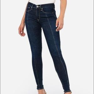 Express Perfect Ankle Skinny Jeans